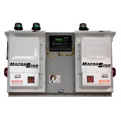 MidNite Solar, Pre-Wired Off Grid System, 120/240VAC, MS4448PAE 4400W 48V Inverter, 2 Classic 150's & WhizBang Jr., ARC-50 display, MNE175STM-L-240 E-Panel, 3 MN-SPD, MNEMS4448PAE-2CL150