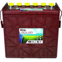Trojan, PREMIUM Line Flooded Battery with Smart Carbon, 12V, 204Ah