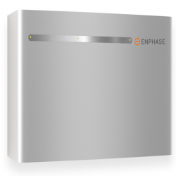 Enphase, Encharge 10.5kWh LFP Battery, with 12 integrated IQ8X-BATT inverters, NEMA 3R