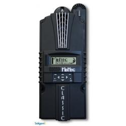 Midnite Solar, Classic 200, MPPT Charge Controller, 200VDC, 79A, 12-93V Battery, with BTS & LCD, Arc-fault Protection